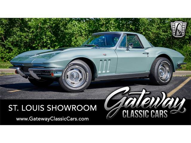 1966 Chevrolet Corvette (CC-1458409) for sale in O'Fallon, Illinois