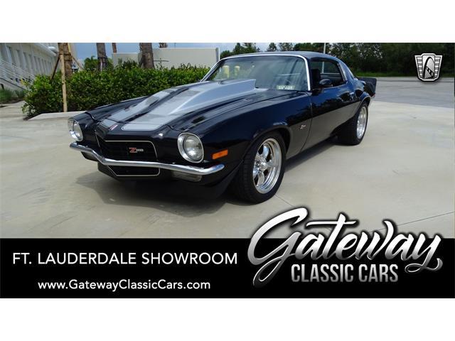 1973 Chevrolet Camaro (CC-1450841) for sale in O'Fallon, Illinois