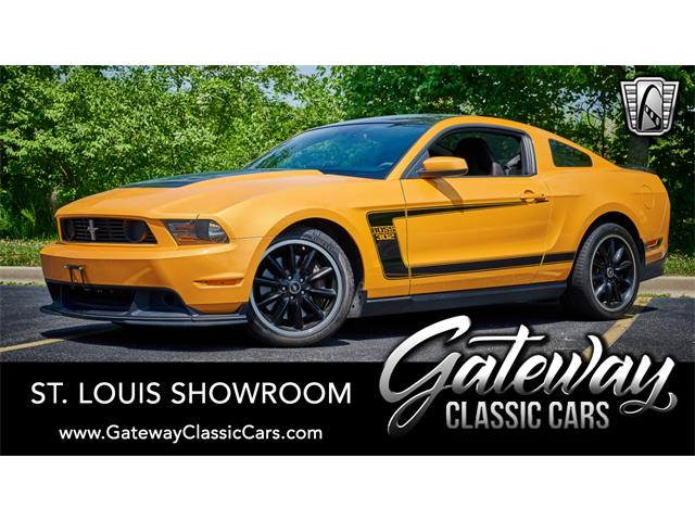 2012 Ford Mustang (CC-1458410) for sale in O'Fallon, Illinois