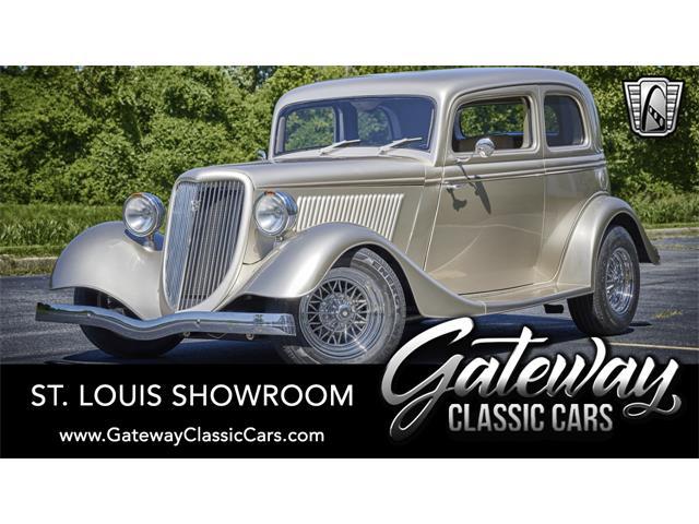 1933 Ford Victoria (CC-1458421) for sale in O'Fallon, Illinois