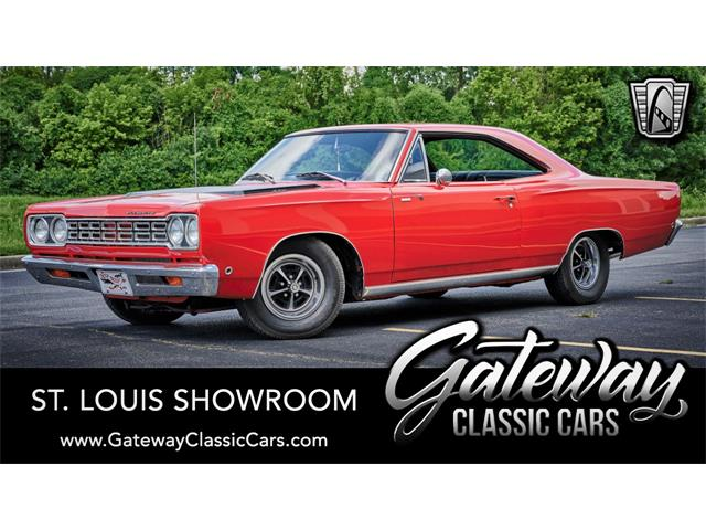 1968 Plymouth Road Runner (CC-1458425) for sale in O'Fallon, Illinois
