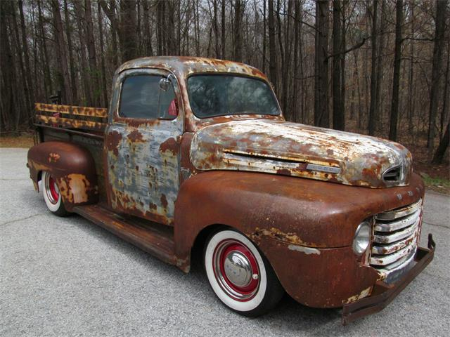 1949 Ford F1 (CC-1458450) for sale in Fayetteville, Georgia