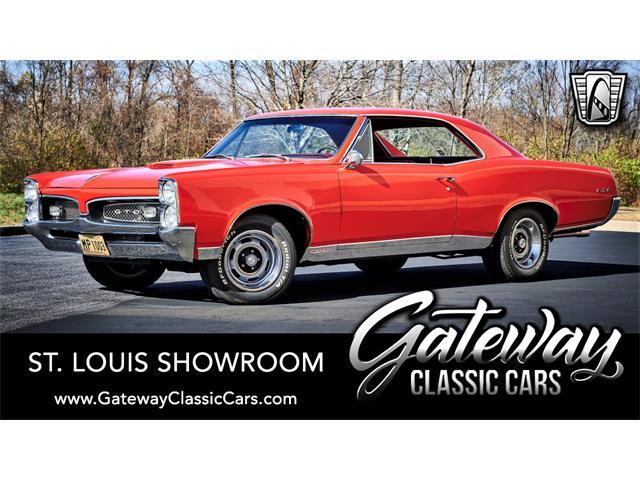 1967 Pontiac GTO (CC-1458460) for sale in O'Fallon, Illinois