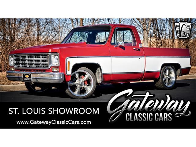 1976 Chevrolet C10 (CC-1458465) for sale in O'Fallon, Illinois