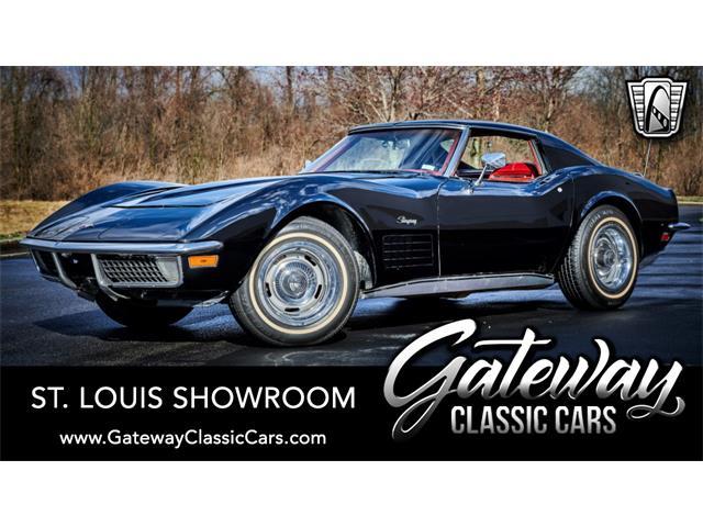 1970 Chevrolet Corvette (CC-1458466) for sale in O'Fallon, Illinois