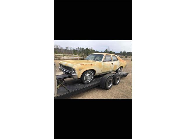 1968 Chevrolet Nova (CC-1458474) for sale in Lugoff, South Carolina