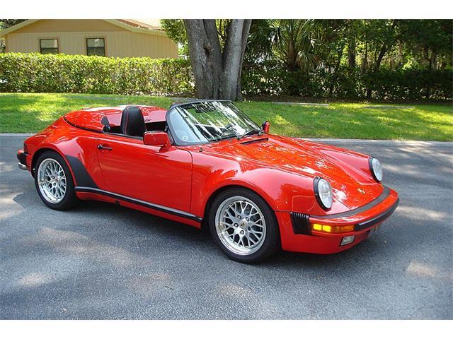 1989 Porsche 911 Speedster (CC-1458478) for sale in Mt. Dora, Florida