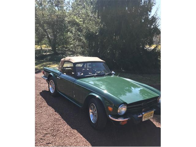 1976 Triumph TR6 (CC-1458479) for sale in Princeton, New Jersey