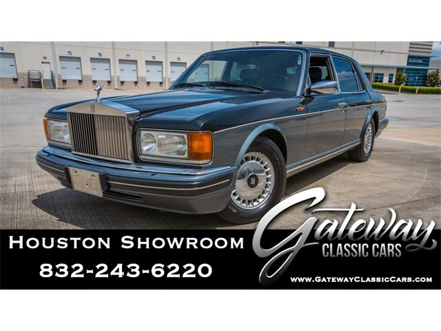 1996 Rolls-Royce Silver Spur (CC-1450848) for sale in O'Fallon, Illinois