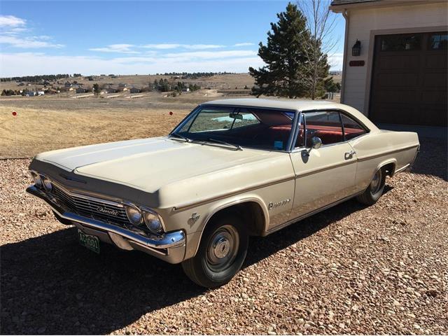1965 Chevrolet Impala (CC-1458493) for sale in Elizabeth, Colorado