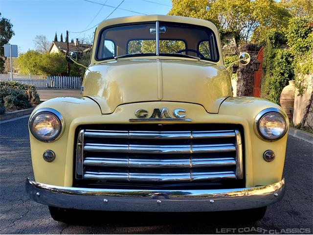 1951 GMC 1/2 Ton Pickup (CC-1458495) for sale in SONOMA, Sonoma