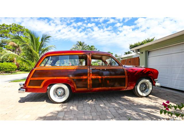 1950 Ford Woody Wagon (CC-1458503) for sale in Lantana, Florida