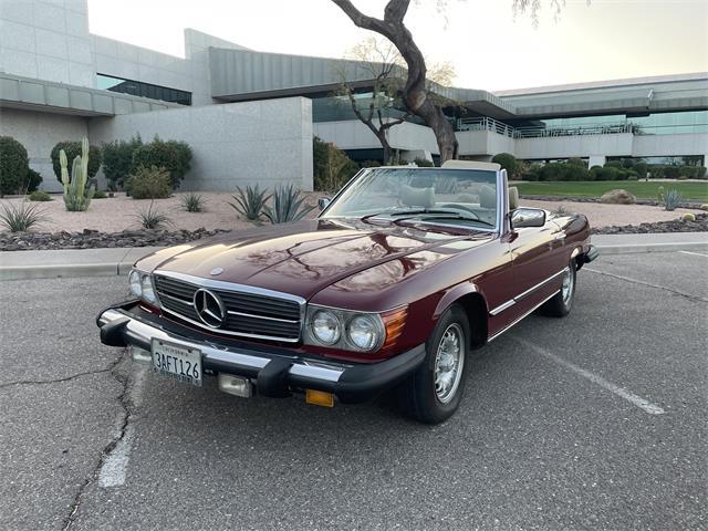1979 Mercedes-Benz 450SL (CC-1458508) for sale in Phoenix, Arizona