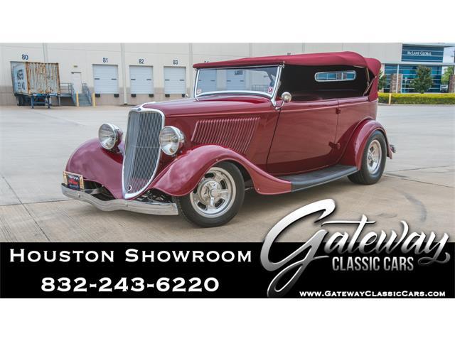 1933 Ford Phaeton (CC-1450851) for sale in O'Fallon, Illinois
