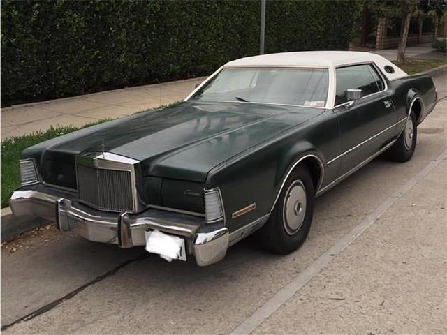 1972 Lincoln Continental Mark IV (CC-1458514) for sale in Pasadena, California