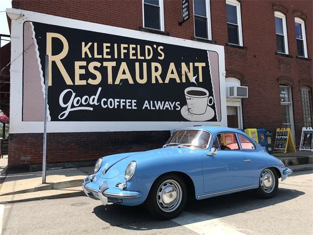 1964 Porsche 356C (CC-1458515) for sale in Rocky River, Ohio