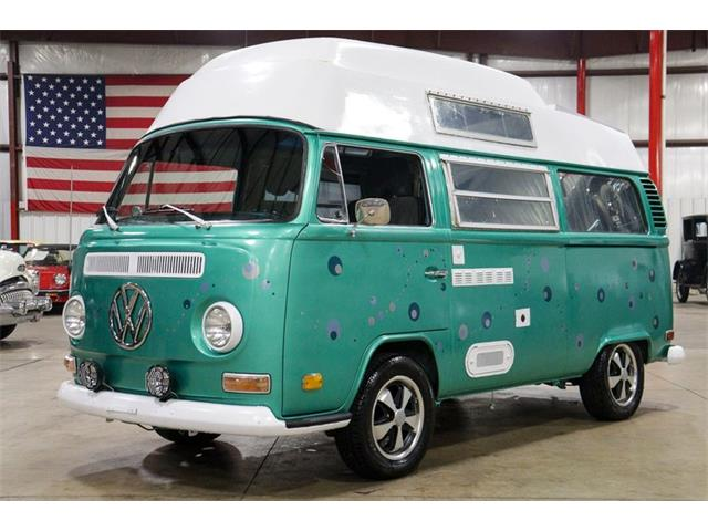 1972 Volkswagen Westfalia Camper (CC-1458533) for sale in Kentwood, Michigan