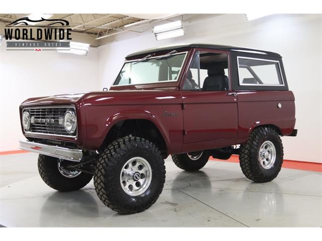 1966 Ford Bronco (CC-1458534) for sale in Denver , Colorado