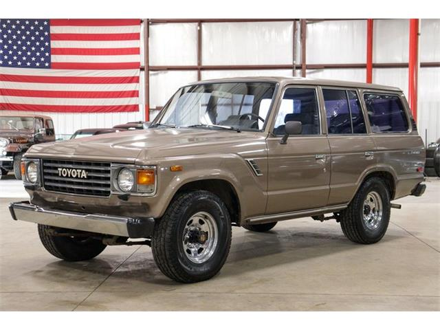 1987 Toyota Land Cruiser FJ (CC-1458535) for sale in Kentwood, Michigan