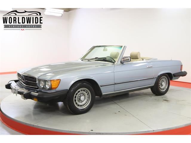 1982 Mercedes-Benz 380SL (CC-1458548) for sale in Denver , Colorado