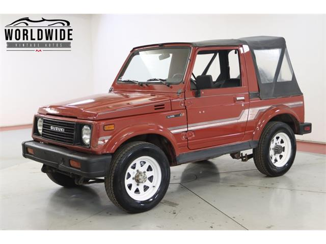 1986 Suzuki Samurai (CC-1458549) for sale in Denver , Colorado