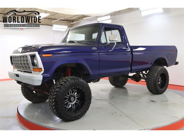 1979 Ford F250 (CC-1458560) for sale in Denver , Colorado
