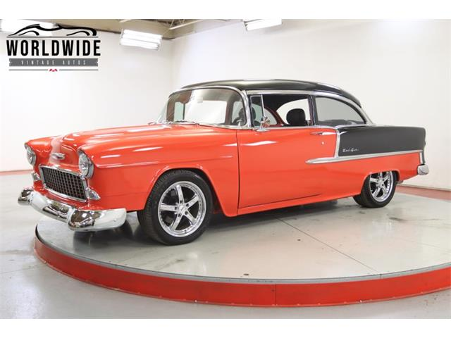 1955 Chevrolet Bel Air (CC-1458561) for sale in Denver , Colorado