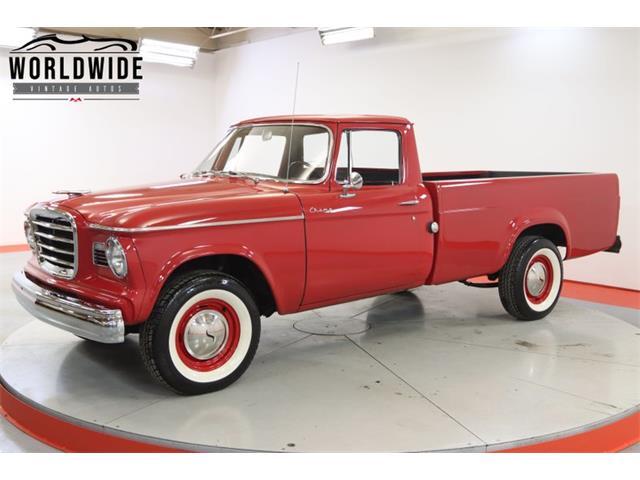 1961 Studebaker Champ (CC-1458566) for sale in Denver , Colorado
