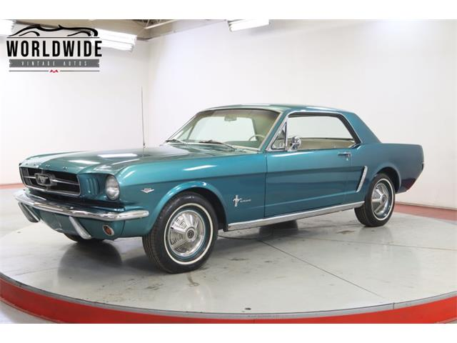 1965 Ford Mustang (CC-1458568) for sale in Denver , Colorado