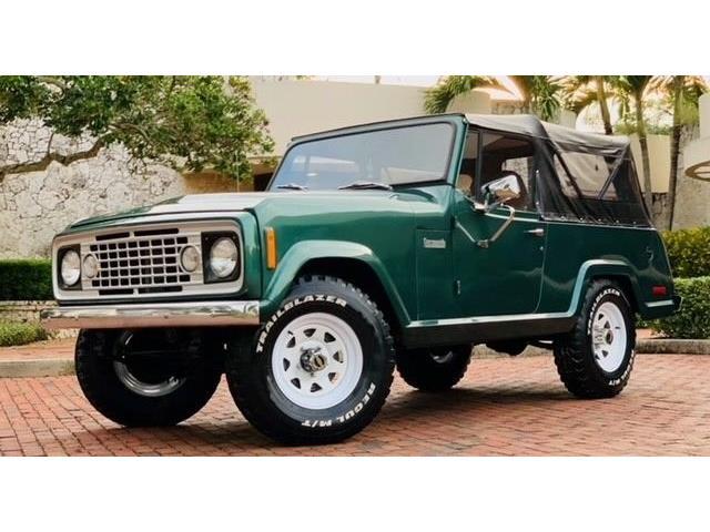 1973 Jeep Commando (CC-1458569) for sale in Greensboro, North Carolina
