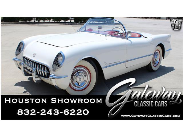 1954 Chevrolet Corvette (CC-1450857) for sale in O'Fallon, Illinois
