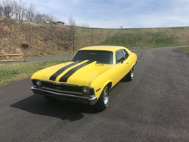 1969 Chevrolet Nova (CC-1458573) for sale in Greensboro, North Carolina