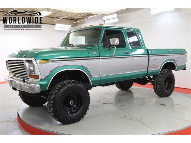 1978 Ford F250 (CC-1458574) for sale in Denver , Colorado