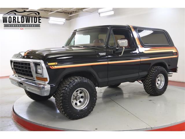 1979 Ford Bronco (CC-1458579) for sale in Denver , Colorado