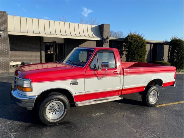 1993 Ford F150 (CC-1458584) for sale in Greensboro, North Carolina