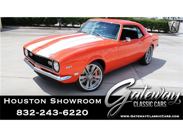 1968 Chevrolet Camaro (CC-1458604) for sale in O'Fallon, Illinois