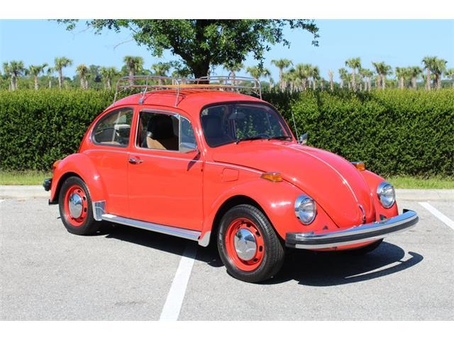1974 Volkswagen Beetle (CC-1458612) for sale in Sarasota, Florida