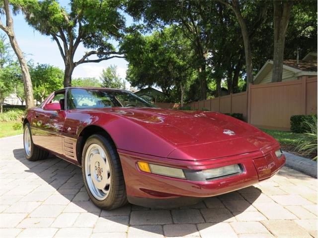 1993 Chevrolet Corvette (CC-1458616) for sale in Lakeland, Florida