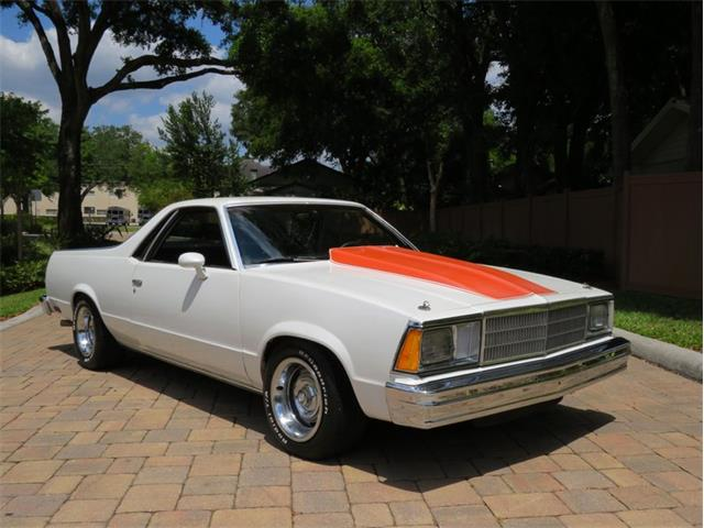 1980 Chevrolet El Camino (CC-1458618) for sale in Lakeland, Florida