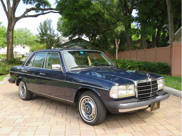 1983 Mercedes-Benz 240D (CC-1458620) for sale in Lakeland, Florida