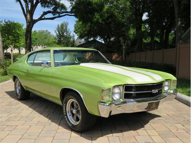 1971 Chevrolet Chevelle (CC-1458623) for sale in Lakeland, Florida