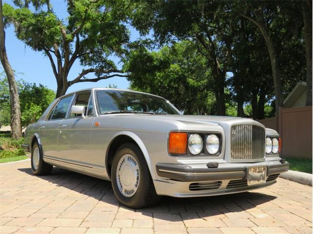 1990 Bentley Turbo (CC-1458624) for sale in Lakeland, Florida