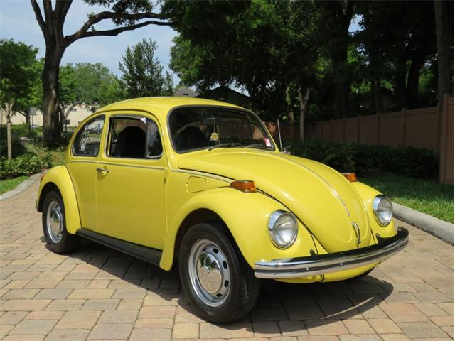 1973 Volkswagen Beetle (CC-1458625) for sale in Lakeland, Florida