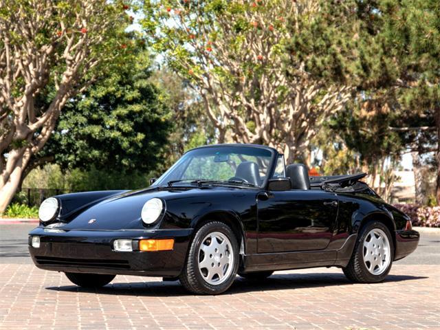 1991 Porsche 964 (CC-1458633) for sale in Marina Del Rey, California