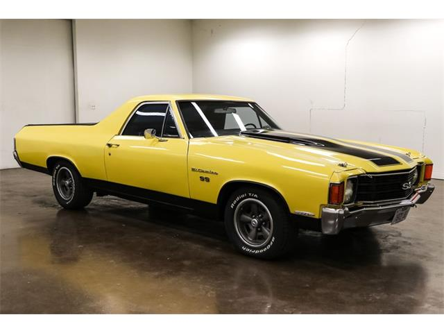 1972 Chevrolet El Camino (CC-1458636) for sale in Sherman, Texas
