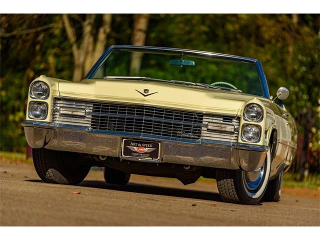 1966 Cadillac DeVille (CC-1458639) for sale in Collierville, Tennessee