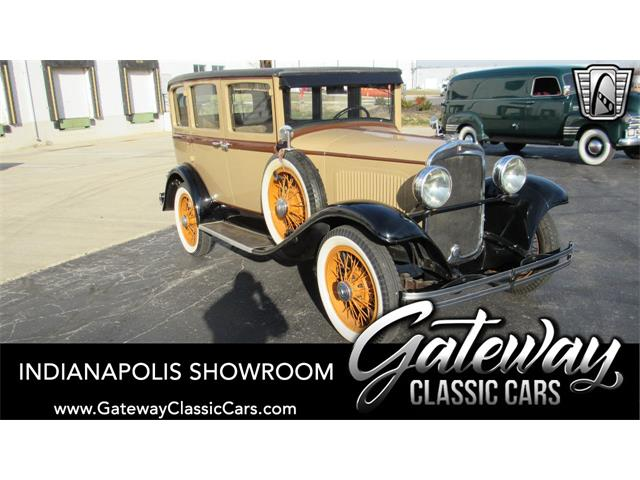 1929 Plymouth Model U (CC-1458652) for sale in O'Fallon, Illinois