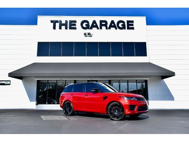 2018 Land Rover Range Rover Sport (CC-1458670) for sale in Miami, Florida