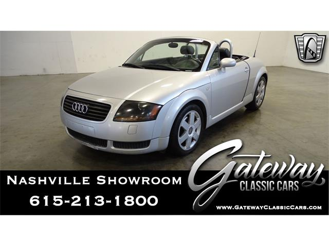 2001 Audi TT (CC-1458675) for sale in O'Fallon, Illinois
