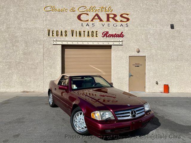 1996 Mercedes-Benz S-Class (CC-1458680) for sale in Las Vegas, Nevada